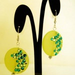 Swarovski Glint earrings